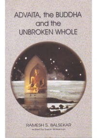 Advaita Buddha Unbroken Whole